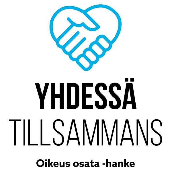 Yhdessä-Tillsammans-logo
