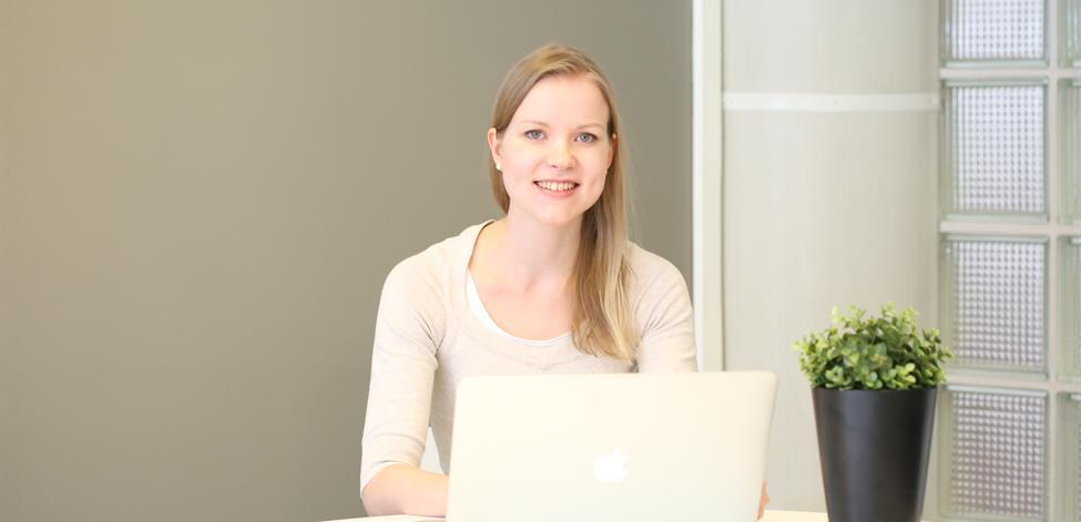 Sini-Maaria Niku opiskeli Yrittäjän ammattitutkinnon